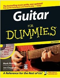 Guitar for dummies book