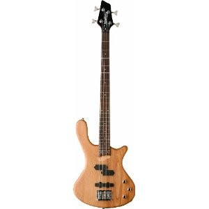 Vintage V4SB Sunburst Bass Guitar - djmmusic.com