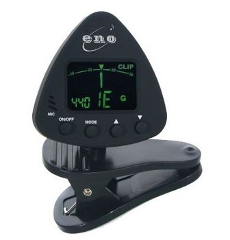 Eno Clip On Guitar Tuner