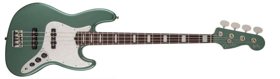 Adam Clayton Jazz Bass - Fender