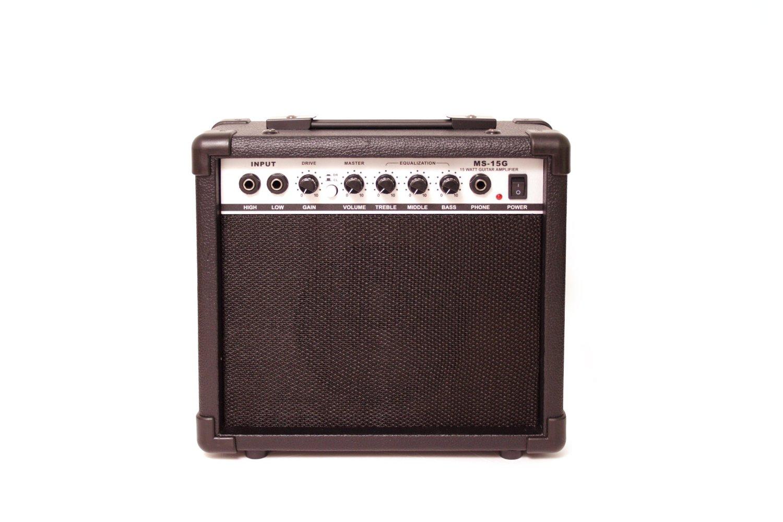 pitchmaster full size st electric guitar pack. Black Bedroom Furniture Sets. Home Design Ideas