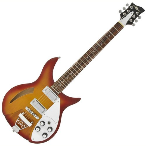 santa ana gear4music guitar