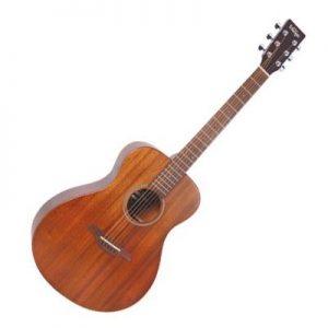 Vintage V300 acoustic mahogany