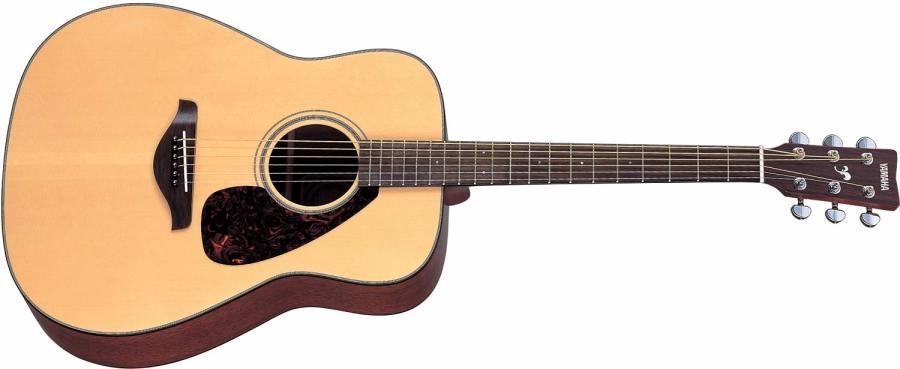 Yamaha FG700s guitars