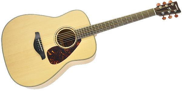 Yamaha FG750s guitar