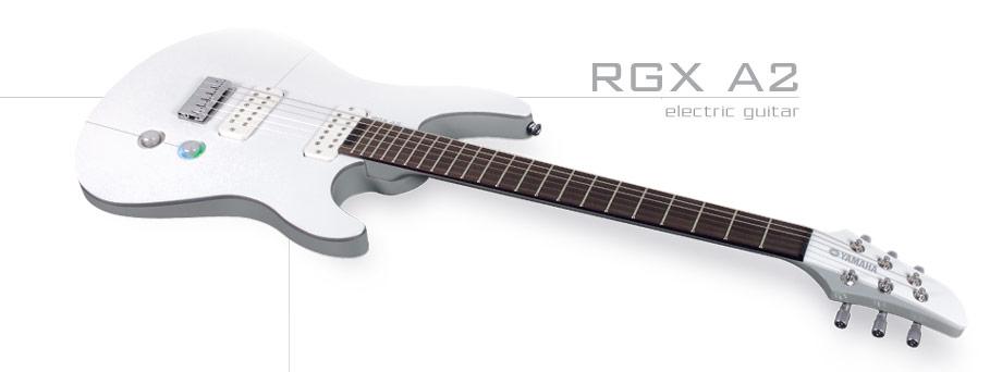 Yamaha RGXA2 guitar