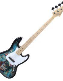 Rocktile Pro Graffiti Bass Guitar