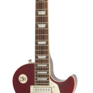 epiphone electric guitar red