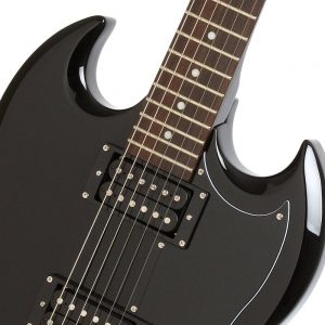 Epiphone electric guitar ebony