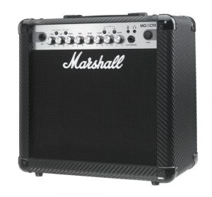 Marshall guitar amp