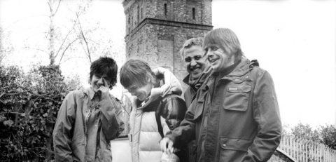 The Stone Roses tour