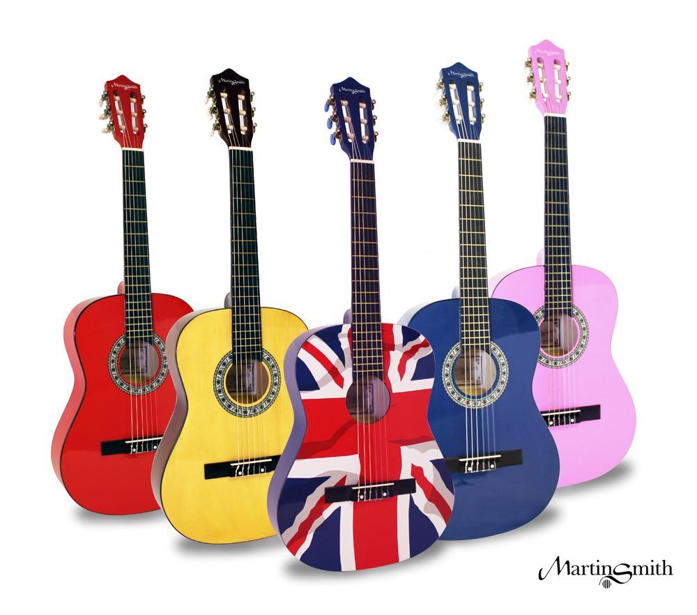 Martin Smith classic guitars
